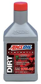 AMSOIL 10W-40 Dirt Bike Oil - DB40